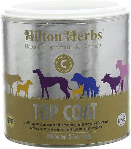 Hilton Herbs ヒルトンハーブ トップコート(皮膚/被毛/免疫)