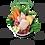 Thumbnail: Lily's Kitchen(リリーズキッチン) 日曜日のランチ ドッグ 400g(個別日本語ラベルなし)