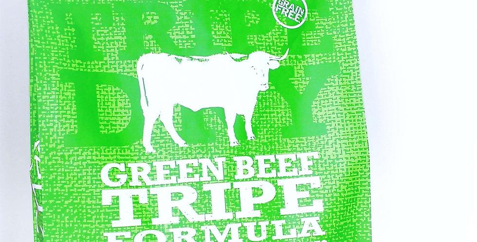 【PetKind Green Tripe 】ペットカインド グリーンビーフトライプ 907g/2.7Kg/6.36Kg/11.34Kg