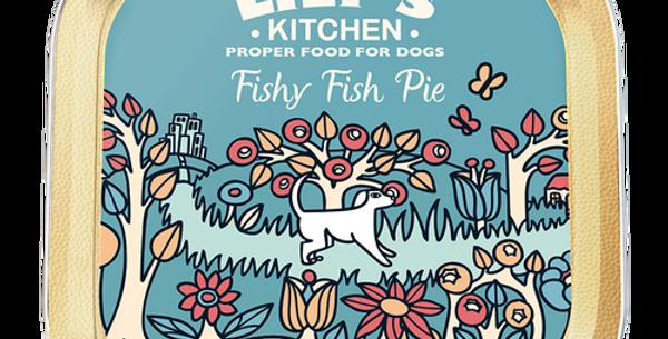 Lily's Kitchen (リリーズキッチン) フィッシャーフィッシュパイ 150g(個別日本語ラベルなし)