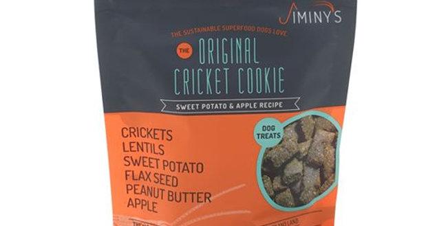 JIMINY'S (ジミニーズ) クリケットクッキー スウィートポテト&アップル  170g
