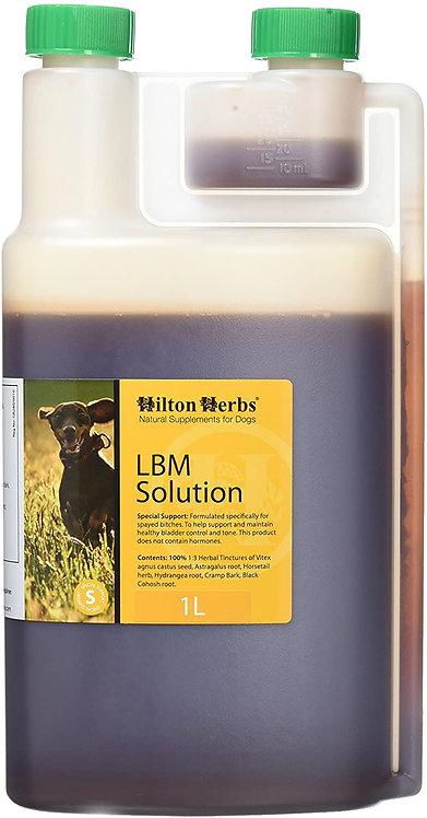Hilton Herbs ヒルトンハーブ LBMソリューション(膀胱)