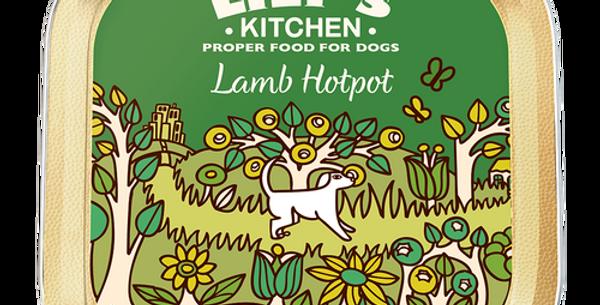 Lily's Kitchen(リリーズキッチン) 子羊のホットポット ドッグ 150g(個別日本語ラベルなし)