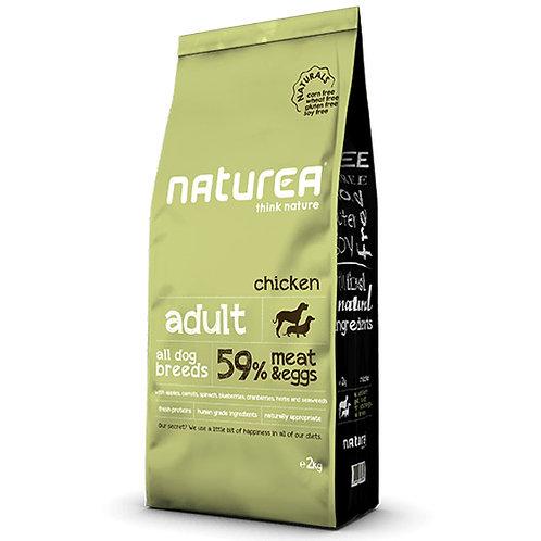 【Naturea】ナチュラルズ ドライフード アダルト チキン(鶏肉/全犬種・成犬用/総合栄養食)