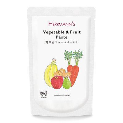 Herrmann's(ヘルマン)野菜&フルーツ ペースト