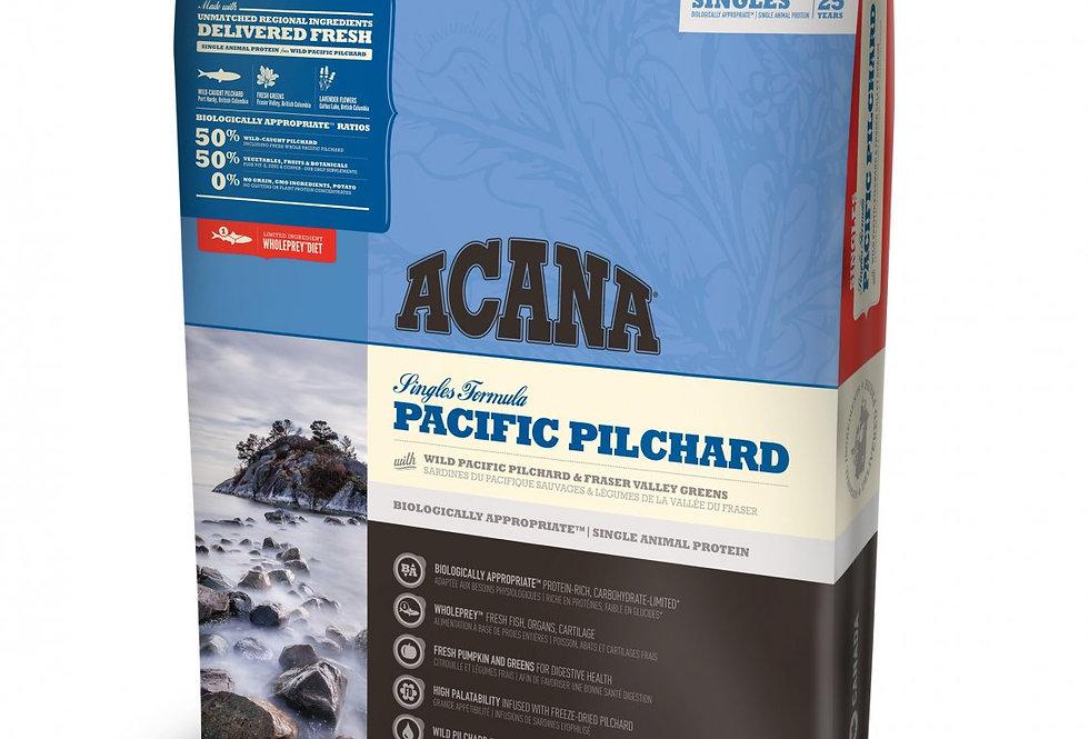 アカナ シングル(ACANA Pacific Pilchard)パシフィックピルチャード