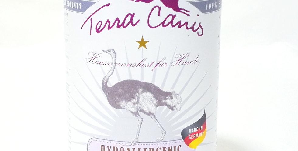 【TerraCanis】テラカニス オーストリッチ肉 ハイポアレルジェニック  400g