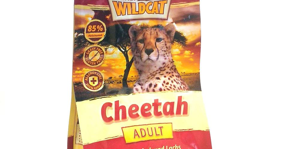 【Wildcat】ワイルドキャット・ チーター 成猫用 500g