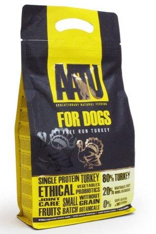 【AATU】アートゥー  80%放し飼いターキー 1.5kg