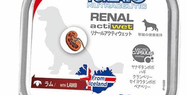 【Forza10】フォルツァディエチ リナール アクティウェット 腎臓ケア 100g