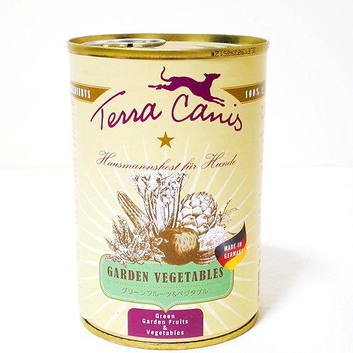 【TerraCanis】テラカニス ガーデンベジタブル グリーンフルーツ&ベジタブル 400g