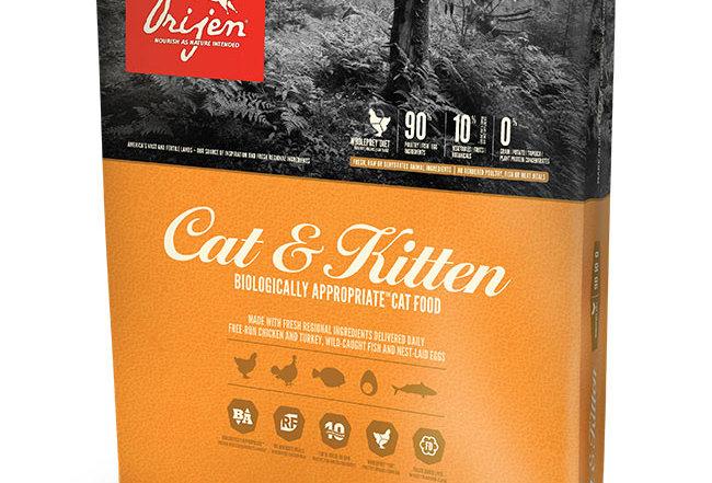 オリジン(Orijen)キャット&キティ 5.45kg