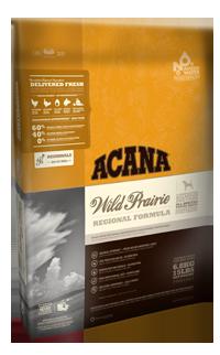 アカナ レジオナル(ACANA Wild Prairie)ワイルドプレイリー ドッグ