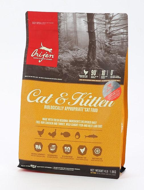 オリジン(Orijen) キャット&キティ1.8kg