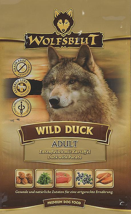【WOLFSBLUT】ウルフブラット ワイルドダック(鴨肉)2kg