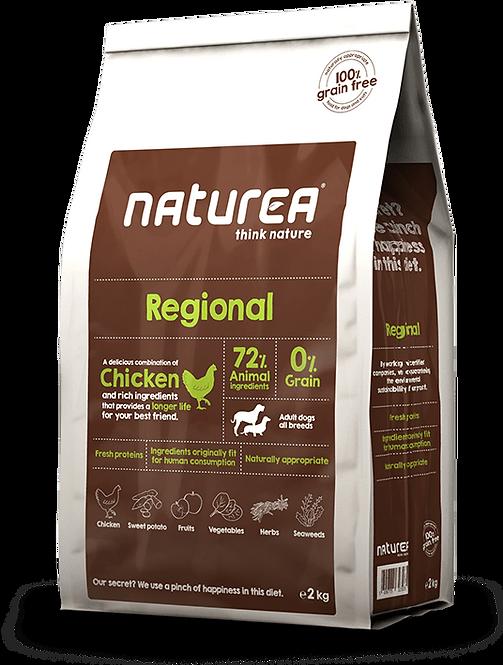 【Naturea】ナチュレア レジオナル チキン 成犬用(グレインフリー/総合栄養食)
