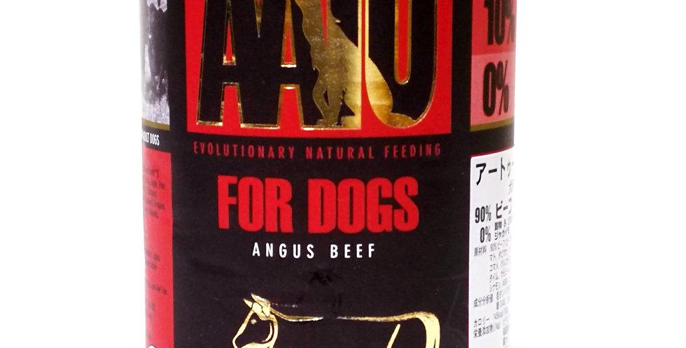【AATU】アートゥー 90%アンガスビーフ缶  400g