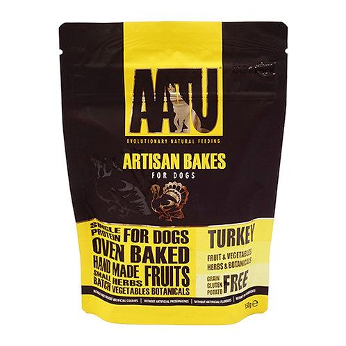 AATU(アートゥー)アルチザン ベイクス ターキー (犬用ビスケット)150g
