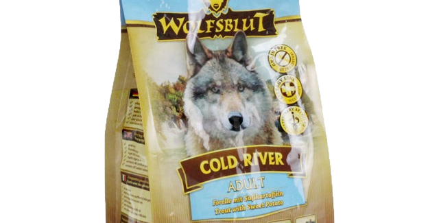 【WOLFSBLUT】ウルフブラット コールドリバー(マス) 2kg