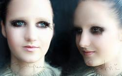 fashion makeup BIljana Babič