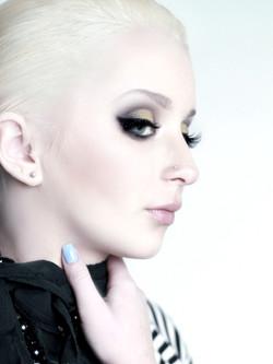 fashion makeup - biljana babič