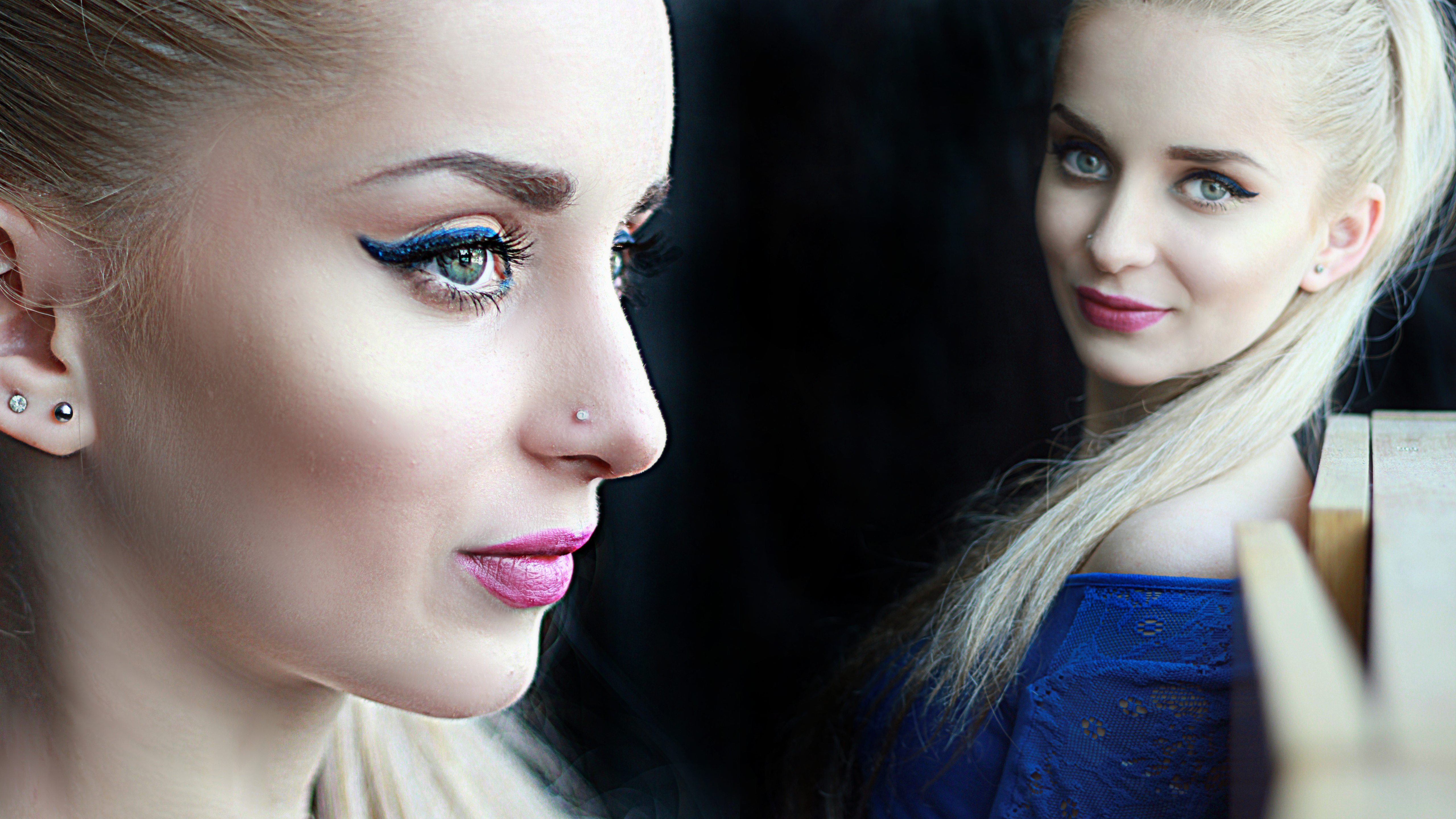 Biljana Babič makeup