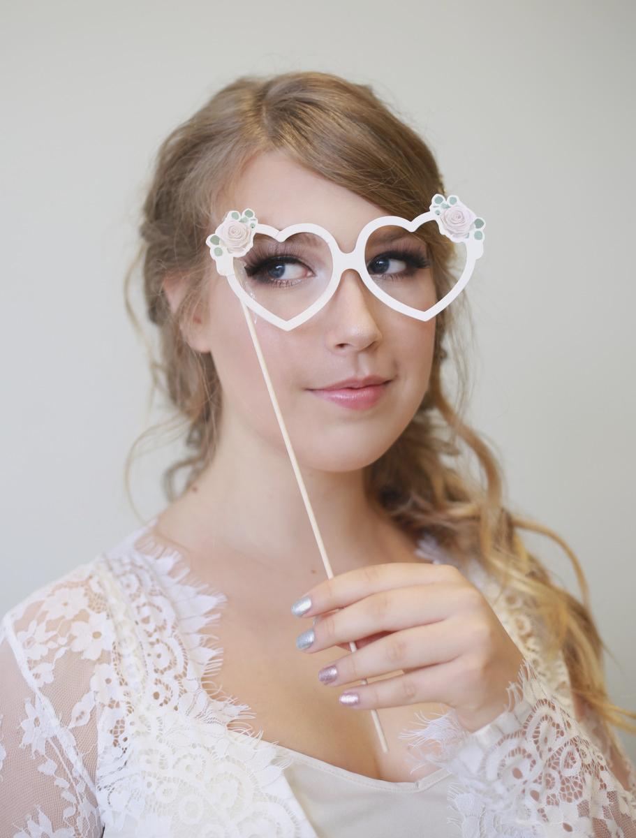 poročni makeup