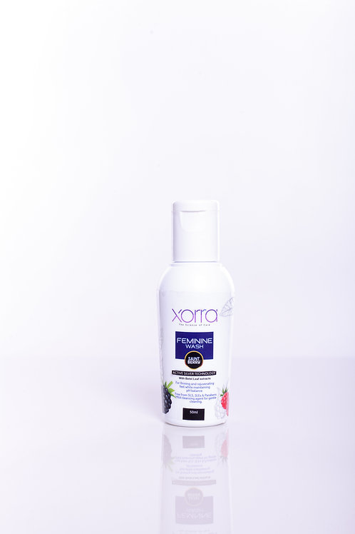 Xorra Feminine Wash 50ml - Saint Berry