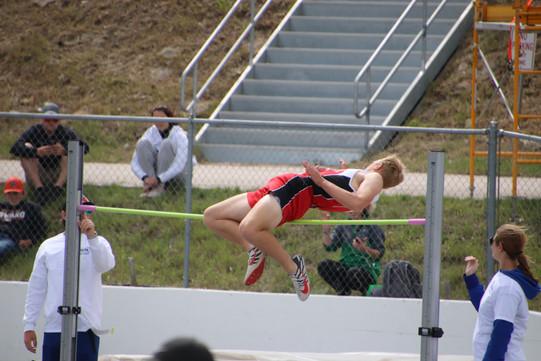 Braxton High Jump
