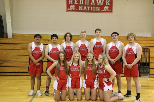 Track Seniors