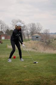 Redhawk Golfers
