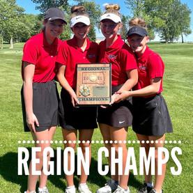 Region Golf Champs