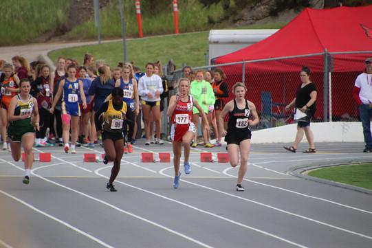 Kylie 100m Dash