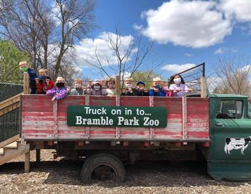 Kindergarten Field Trip to the Zoo