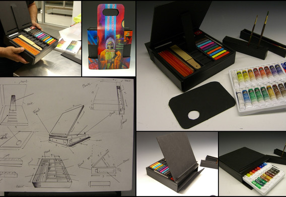 Industrial Design Project
