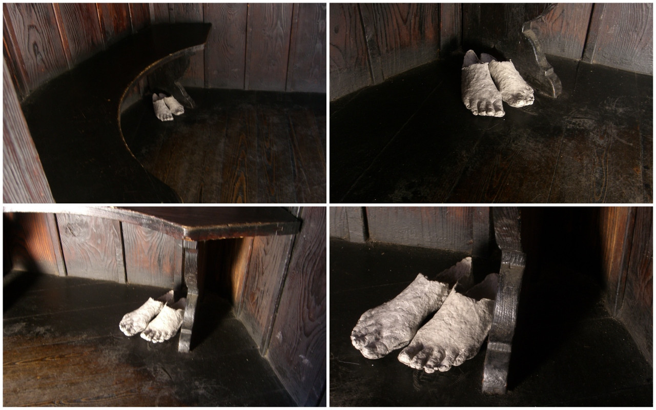 Footprints in Transylvania