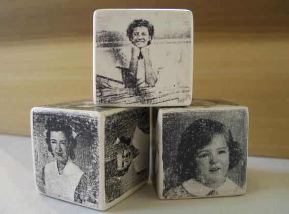 Ruth (Memory Box) Detail