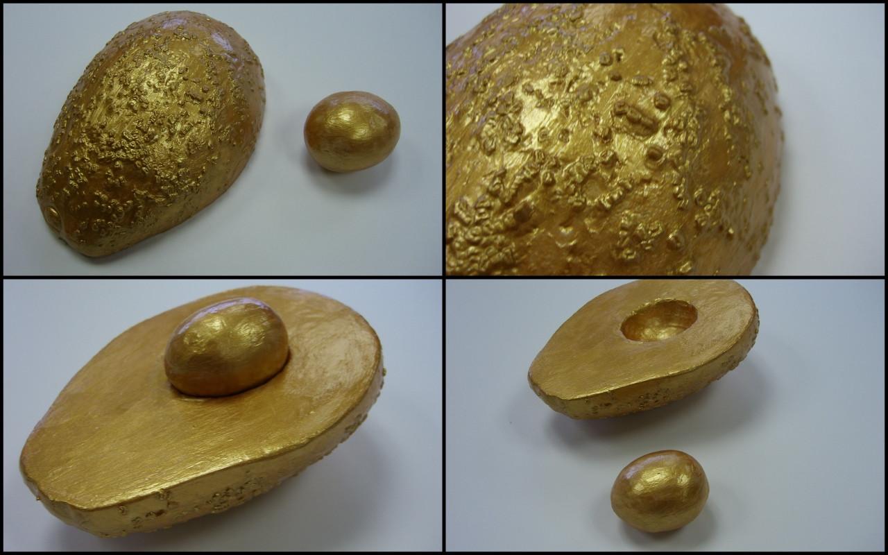 The Gold Avocado