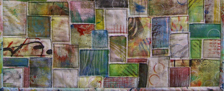 Printed Fabric Quilt #2