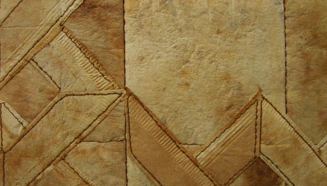 Janes Way (Tea Quilt 8) Detail
