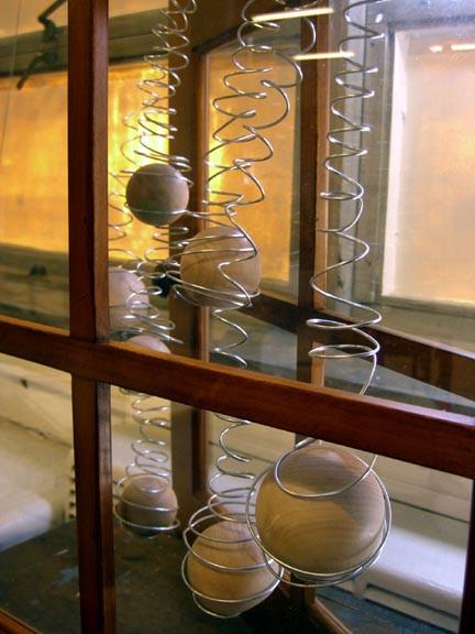 Boulles Masculine (After Duchamp)