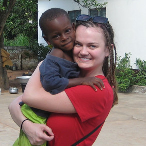 My time in Ghana was truly life changing.