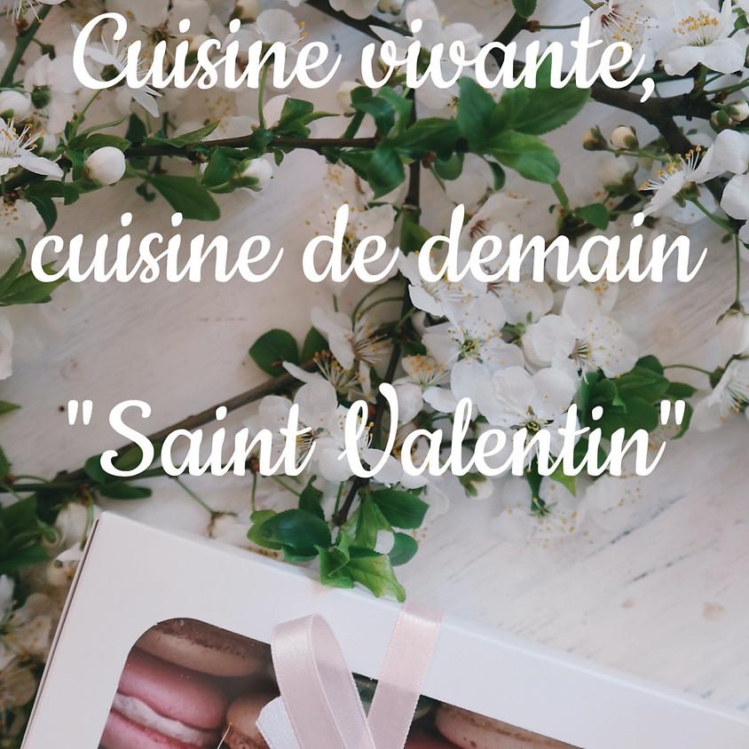 """Stage de cuisine """"Saint Valentin"""""""