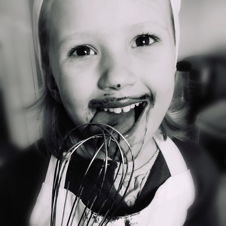 Je veux du chocolat !!!! Let's cook vegan  - little chefs & teenage chefs  - spécial Noël
