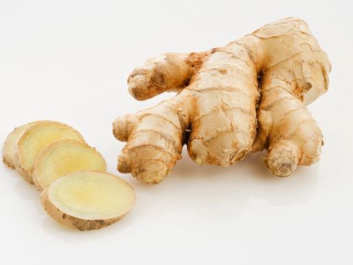 Carrot, Turnip, Ginger Soup