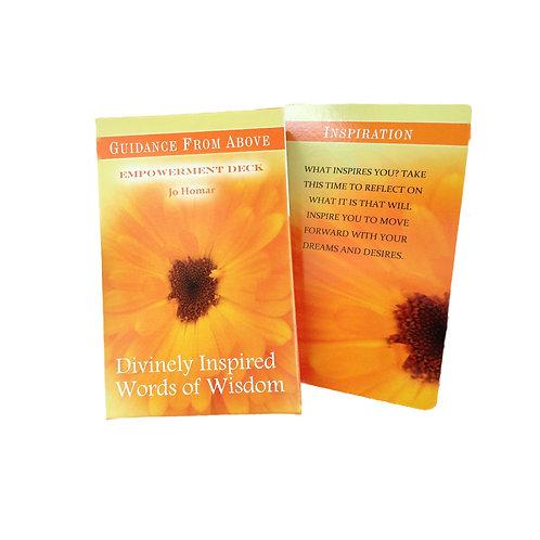Jo Homar Empowerment Card Deck