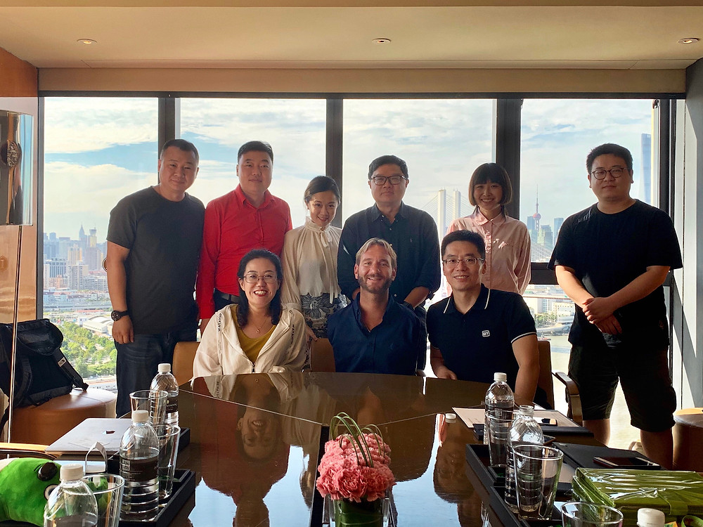 Nick Vujicic, Life Without Limits and iQiyi Collaboration in China 2019