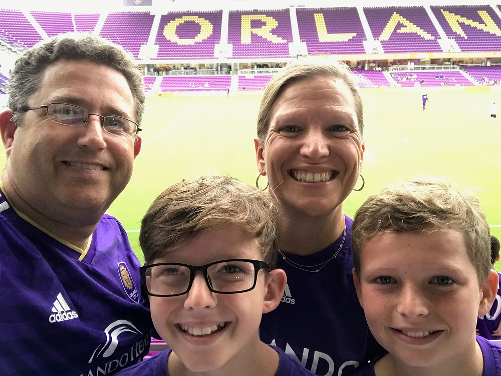 The Massey-Farrell family were team players with hurricane relief.