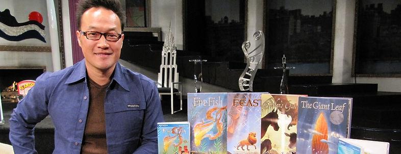Davy Liu children's book series