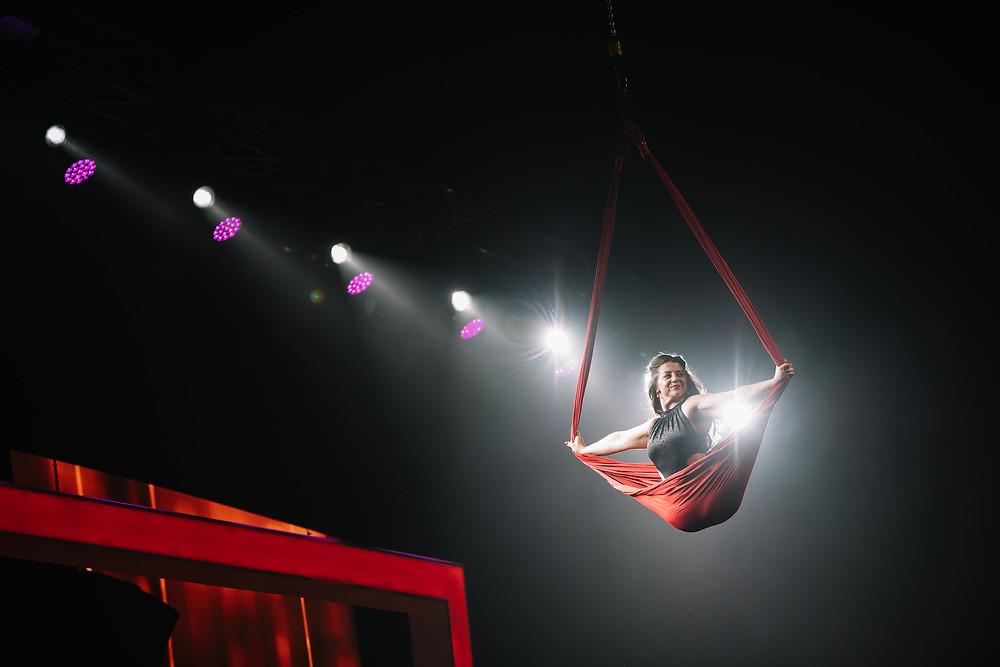 Jen Bricker performance Malaysia, Life Without Limits